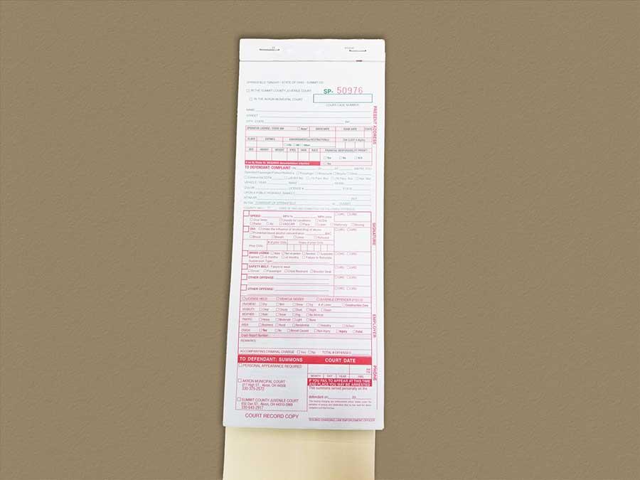 Traffic Tickets
